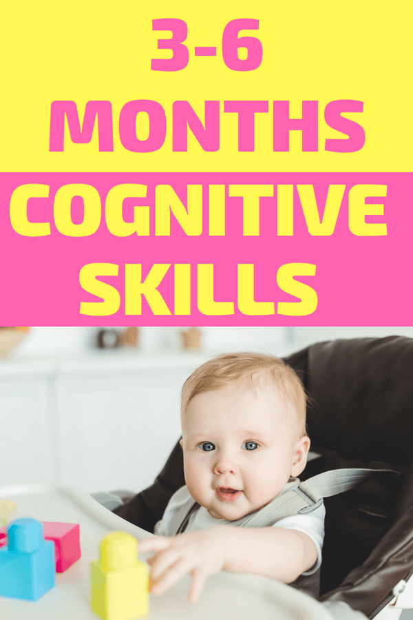 The Complete Guide To Intellectual Development 3 6 Months