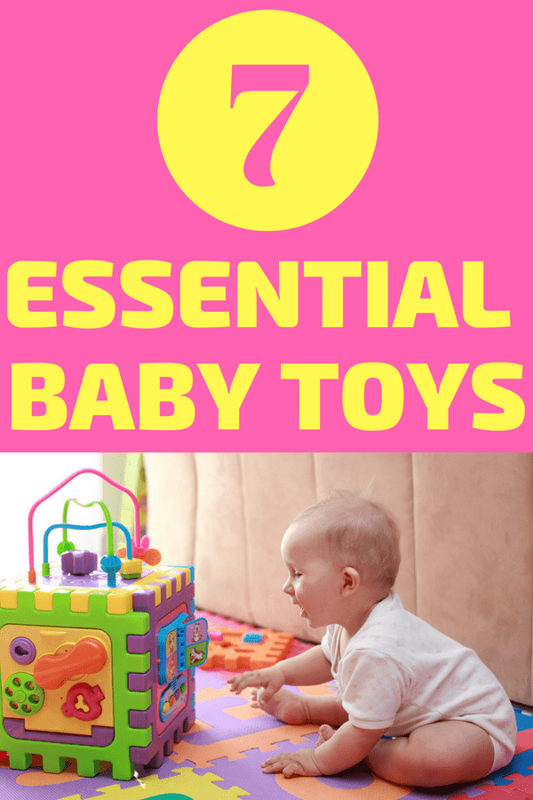 Essential Toys For 0 6 Months That Encourage Development