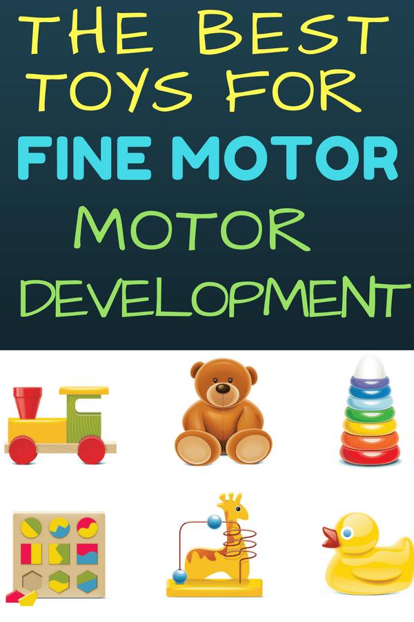 Best Baby Toys For Fine Motor Development