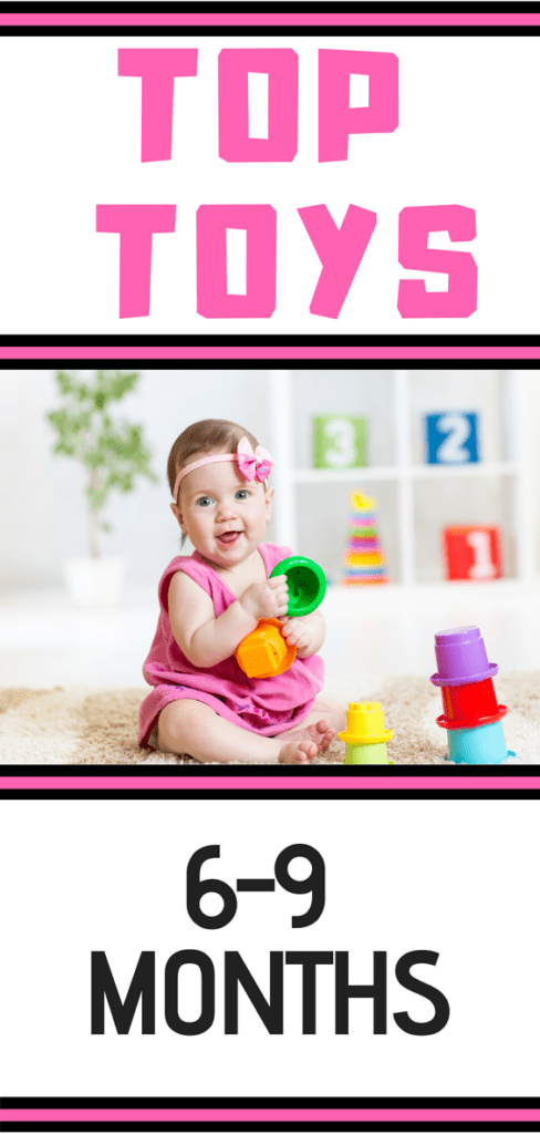 Best Toys For Babies 6 9 Months